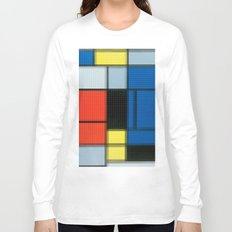 Lego: Piet Mondrian no.2 Long Sleeve T-shirt