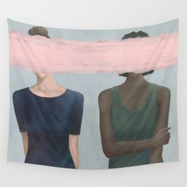 Introverts Wall Tapestry