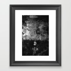 Parental Bonding Framed Art Print