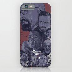 Breaking Bad • Poster Vector Art Slim Case iPhone 6s