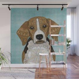 Beagle Wall Mural