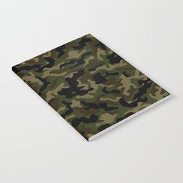 Camouflage Art3 Notebook