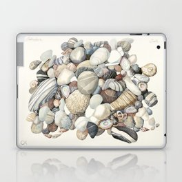 Sea shore of Crete Laptop & iPad Skin