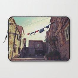 Croatian clothesline Laptop Sleeve