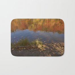Colours in Mauricie - Canada Bath Mat