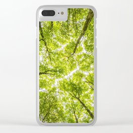 Forrest 2. Clear iPhone Case