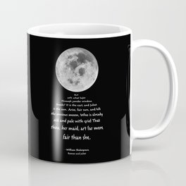 Moon Bridge Shakespeare Coffee Mug