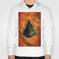 egyptian Hoodies featuring Egyptian wind by  Agostino Lo Coco