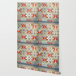 Detroit People Mover Art Broadway Fort and Cass Wallpaper