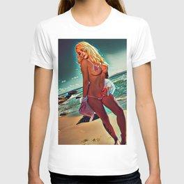 The Beach Lady T-shirt
