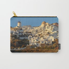 Little Houses Carry-All Pouch