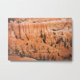 Bryce Canyon's Sunset Point in Utah Metal Print