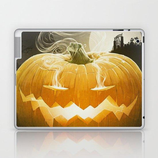 Pumpkin I. Laptop & iPad Skin