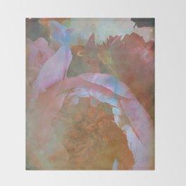 Bloom Throw Blanket