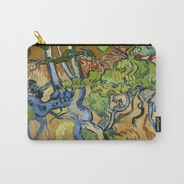Tree Roots by Vincent van Gogh (July 1890) Carry-All Pouch