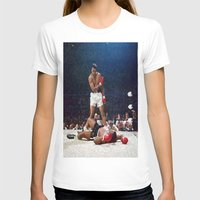 ali gulec T-shirts featuring Ali Painting by Neon Monsters
