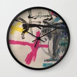 Ara Lost Wall Clock