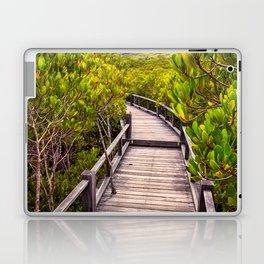 Mangrove Forest Sunset Laptop & iPad Skin