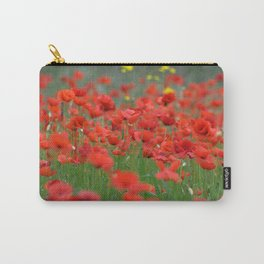 Poppy field 1820 Carry-All Pouch