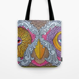 The Eyes! Tote Bag