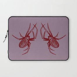 Candy Garden Spider Laptop Sleeve