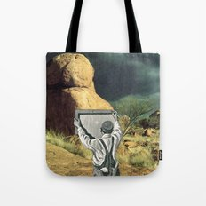 Trying To Change Nature, Never Works The Way You Want It To Tote Bag