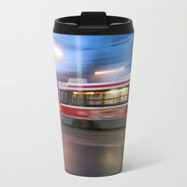 Steel in Motion Travel Mug