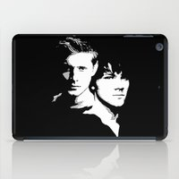 winchester iPad Cases featuring Winchester Brothers by Markusian