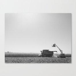Combine Canvas Print