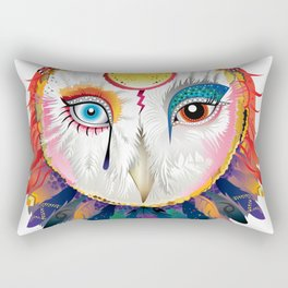 Ziggy Owl Rectangular Pillow