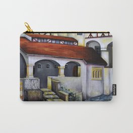 Dracula Castle - the interior courtyard Carry-All Pouch