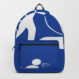 Control your man Backpack