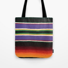 MEXICAN SERAPE Tote Bag