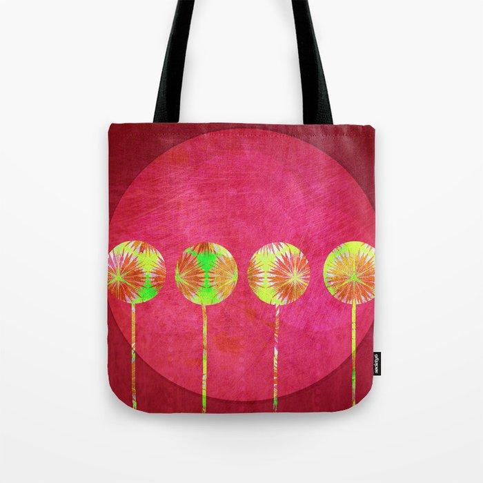 Palms Tote Bag