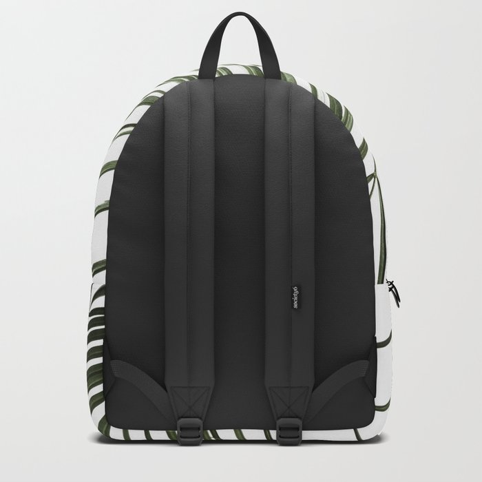 Palm Leaves 8 Backpack
