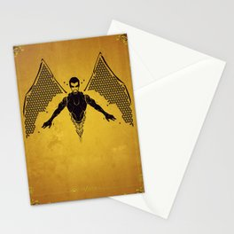 Deus Ex Divisio Stationery Cards