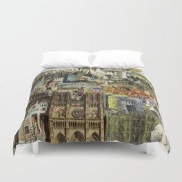 Dream City Duvet Cover
