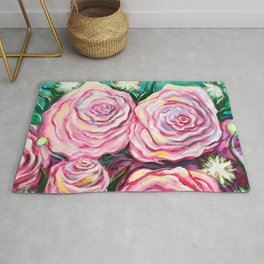 May Tea Roses Rug
