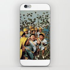 Sing A New Song iPhone & iPod Skin