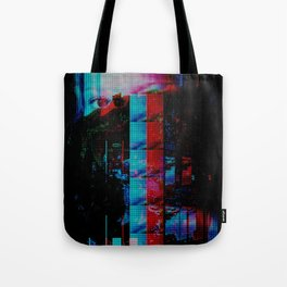 Face of a thousand Voices Tote Bag