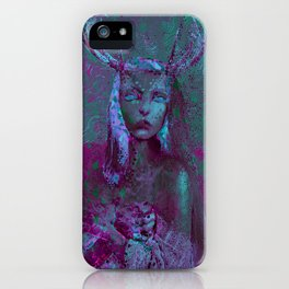 Fawn (Alternative Version) iPhone Case