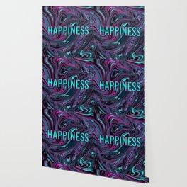 "ABSTRACT LIQUIDS HAPPINESS ""51"" Wallpaper"