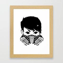 Exo Framed Art Print
