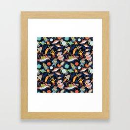 WONDERBOY Framed Art Print