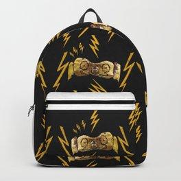 Ugly Thunder - Black BG Backpack