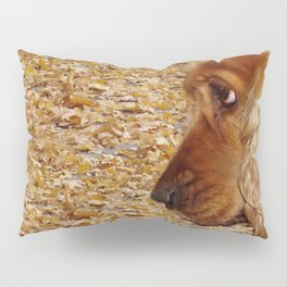 Dog Cocker Spaniel Pillow Sham
