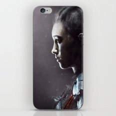 Commander Lexa 2 iPhone Skin