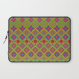"""and the x-dust says """"let's dance"""" Laptop Sleeve"""