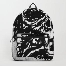 """""""Sticky Skull"""" Backpack"""