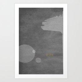 Bespin print Art Print